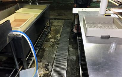 水廻りの設備の排水つまりや水漏れの修理