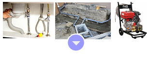 配管・水道管の水漏れと詰まり修理