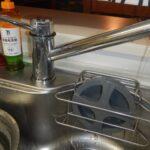 水漏れキッチン水栓
