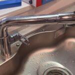 水漏れするキッチン水栓
