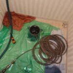 集合住宅高圧洗浄引き
